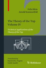 The Theory of the Top. Volume IV
