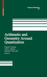 Arithmetic and Geometry Around Quantization