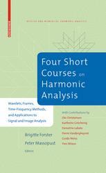 Four Short Courses on Harmonic Analysis