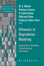 Advances in Degradation Modeling