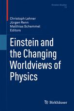 Einstein and the Changing Worldviews of Physics