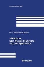 3-D Spinors, Spin-Weighted Functions and their Applications