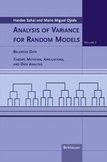 Analysis of Variance for Random Models