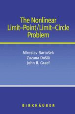 The Nonlinear Limit-Point/Limit-Circle Problem