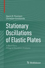 Stationary Oscillations of Elastic Plates