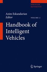 Handbook of Intelligent Vehicles