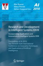 Research and Development in Intelligent Systems XXVII