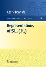 Representations of SL2(Fq)