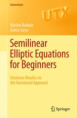 Semilinear Elliptic Equations for Beginners