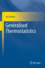 Generalised Thermostatistics