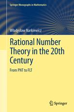 Rational Number Theory in the 20th Century