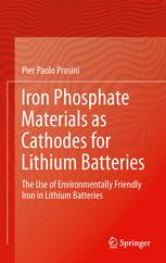 Iron Phosphate Materials as Cathodes for Lithium Batteries