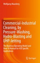 Commercial-Industrial Cleaning, by Pressure-Washing, Hydro-Blasting and UHP-Jetting