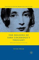 The Regions of Sara Coleridge's Thought