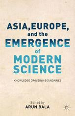 Asia, Europe, and the Emergence of Modern Science