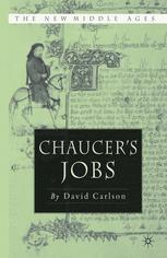 Chaucer's Jobs