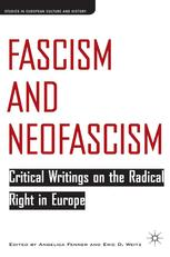 Fascism and Neofascism