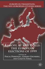 Europe at the Polls: The European Elections of 1999