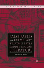 False Fables and Exemplary Truth in Later Middle English Literature