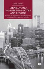 Strategy and Partnership in Cities and Regions