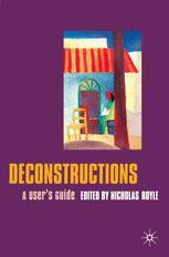 Deconstructions