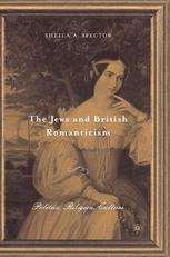The Jews and British Romanticism