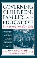 Governing Children, Families, and Education
