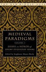 Medieval Paradigms