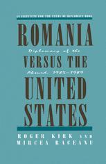 Romania Versus the United States