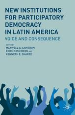 New Institutions for Participatory Democracy in Latin America