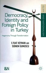 Democracy, Identity, and Foreign Policy in Turkey