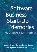 Software Business Start-up Memories