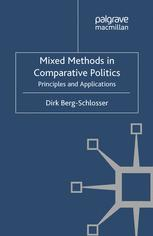 Mixed Methods in Comparative Politics