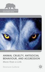 Animal Cruelty, Antisocial Behaviour, and Aggression