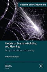 Models of Scenario Building and Planning