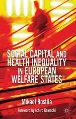 Social Capital and Health Inequality in European Welfare States