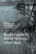 Borderlands in World History, 1700–1914