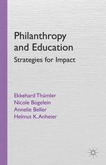 Philanthropy and Education