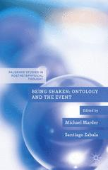 Being Shaken: Ontology and the Event