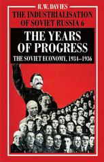 The Years of Progress