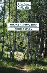 Horace and Housman