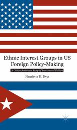 Ethnic Interest Groups in US Foreign Policy-Making