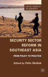 Security Sector Reform in Southeast Asia