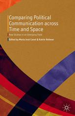 Comparing Political Communication across Time and Space