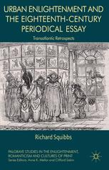Urban Enlightenment and the Eighteenth-Century Periodical Essay