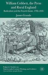 William Cobbett, the Press and Rural England