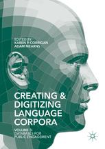 Creating and Digitizing Language Corpora