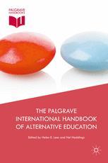 The Palgrave International Handbook of Alternative Education