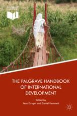 The Palgrave Handbook of International Development