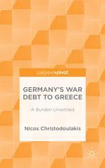 Germany's War Debt to Greece: A Burden Unsettled